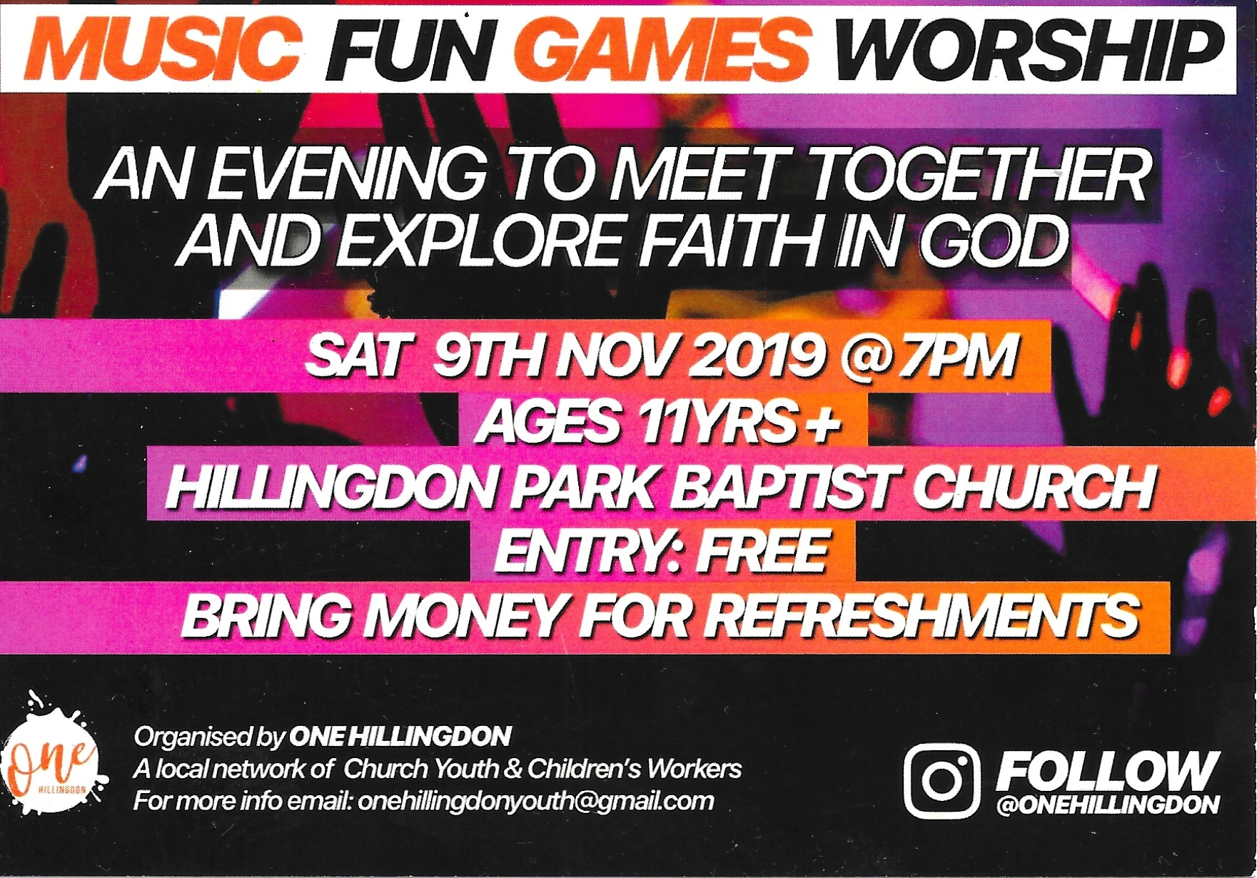 One Hillingdon One Event